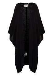 Superdry Colby Wrap Cape Black