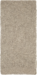 Damir Doma Gray Wool Boucle Knit Scarf