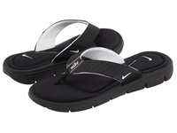 Nike Comfort Thong Black White Women's Sandals