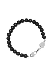 Guess Men S Hollywood Knights Bead Bracelet N A N A
