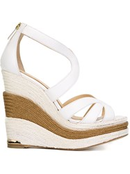 Paloma Barcelo 'Inese' Sandals White