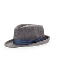 Penguin Paul Wool Fedora Hat Castlerock