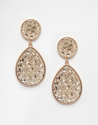 Aldo Gold Brerrama Earrings