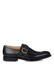 Church's Westbury Leather Monk Strap Shoes