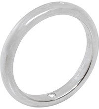 Chaumet Fidelite Platinum Secret Diamond Wedding Band