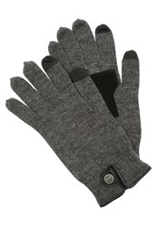 Timberland Gloves Charcoal Grey