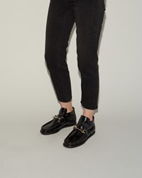 Acne Studios Kerin Loafer Boot Black