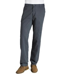 Calvin Klein Twill Straight Fit Pants Fatigue