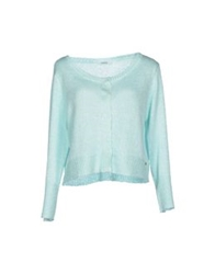 Lucky Lu Cardigans Light Green