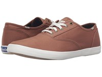 Keds Champion Cvo Brown 1 Men's Lace Up Casual Shoes