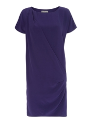 Mary Portas Modern Grecian Shift Dress Blue