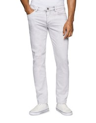 Calvin Klein Jeans Skinny Cotton Stretch Bleached