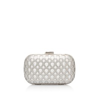 Carvela Deonne Clutch Bag Silver