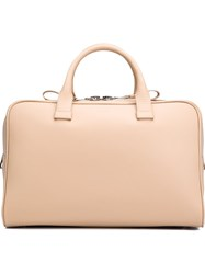 Valas Structured Big Tote Nude And Neutrals