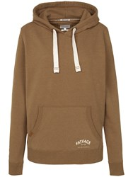 Fat Face Heritage Graphic Hoodie Bronze