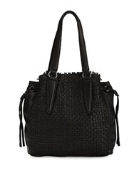 Liebeskind Osaki Leather Handbag Black