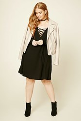 Forever 21 Plus Size Strappy Swing Dress