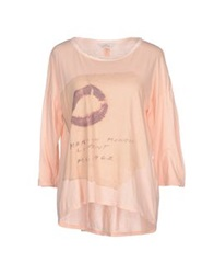 Guardaroba T Shirts Salmon Pink