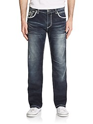Affliction Blake Fleur Flap Pocket Jeans Baldwin