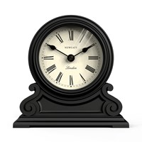 Newgate Clocks Writing Desk Clock Black