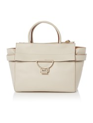 Coccinelle Arlettis Neutral Ew Tote Bag Neutral