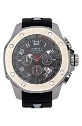 Men's Kyboe Chronograph Silicone Strap Watch 48Mm