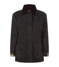 Barbour Classic Beadnell Waxed Jacket Female Black