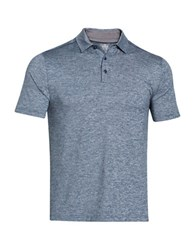 Under Armour Playoff Polo Shirt Light Blue