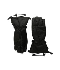 Spyder Overweb Gore Tex Ski Glove Black Black Over Mits Gloves