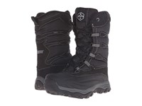 Khombu Fred Black Grey Men's Boots