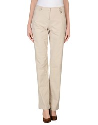 Cristinaeffe Collection Trousers Casual Trousers Women Beige