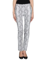 Diane Von Furstenberg Diane Von Furstenberg Casual Pants Light Grey