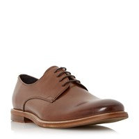 Bertie Rae Oxford Lace Up Shoes Tan