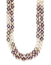 Effy Multicolor Pearl Necklace