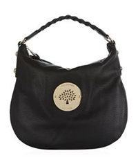 Mulberry Daria Medium Hobo Bag Black