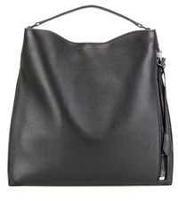 Tom Ford Alix Large Leather Tote Black