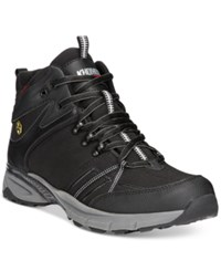 Khombu Men's Hiker Boots Men's Shoes Black