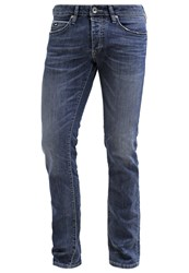 Gas Jeans Gas Mitch Slim Fit Jeans Blue Denim