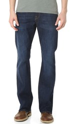 7 For All Mankind Brett Bootcut Jeans Panorama