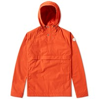 Norse Projects Frank Summer Cotton Jacket Orange