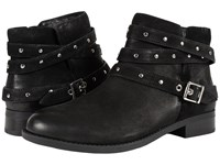 Vionic Country Lona Ankle Boot Black Women's Pull On Boots