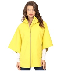 Converse Rubber Poncho Bitter Lemon Women's Clothing Yellow