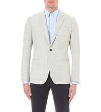 Reiss Elliot Wool Blazer Grey