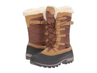 Kamik Snowvalley Tan Women's Cold Weather Boots