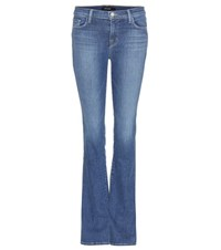 J Brand Betty Bootcut Denim Jeans Blue