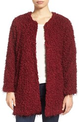 Kut From The Kloth Women's 'Georgia' Plush Coat