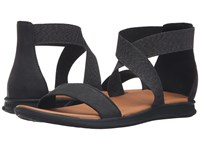 Reef Rover Hi Le Black Women's Sandals