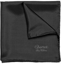 Charvet Silk Pocket Square One