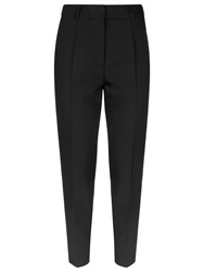 Kaliko Cropped Trousers Black