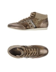 Pantofola D'oro Footwear High Tops And Trainers Women Dove Grey